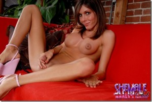 Hot Shemale Star TS Kimber James