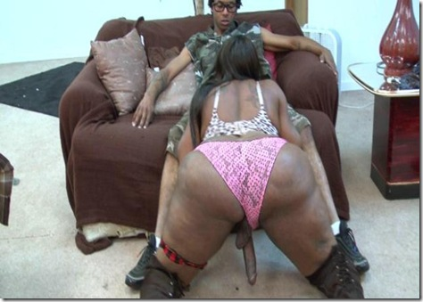 black trannies busty phat Thick