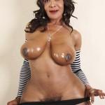 Thick Body TS Bonita @ Black-Tgirls.com